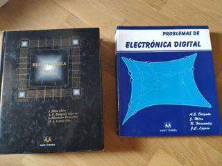 Electrónica digital. Problemas de Electrónica.