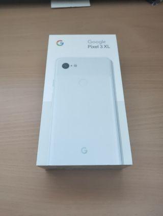 Google Pixel 3 XL PRECINTADO Blanco