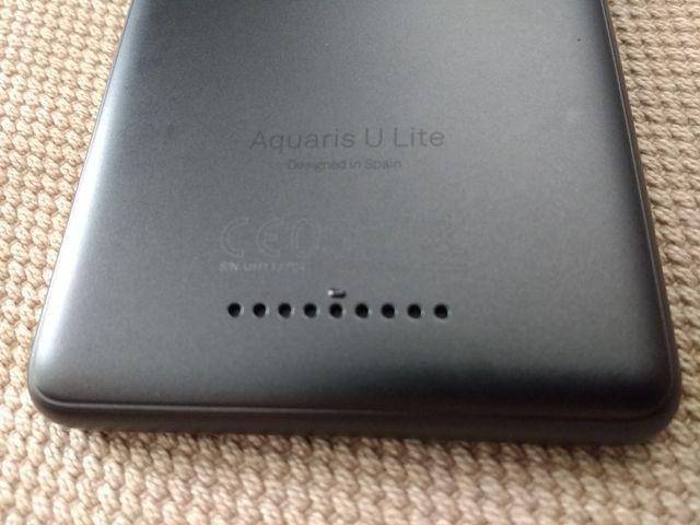 Smartphone BQ Aquaris U Lite