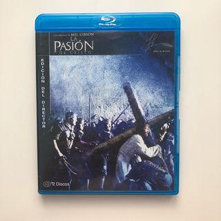 La pasion de Cristo edicion del director blu-ray
