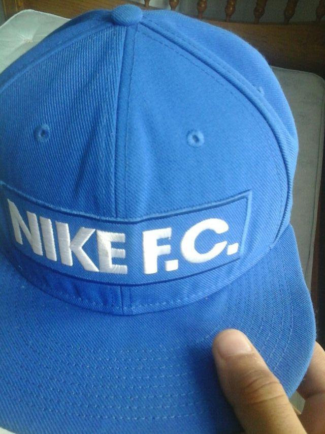 Nike fc cap