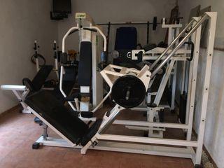 Máquinas de gimnasio Technogym