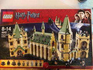 Lego Harry Potter 4842 Castillo de Hogwarts