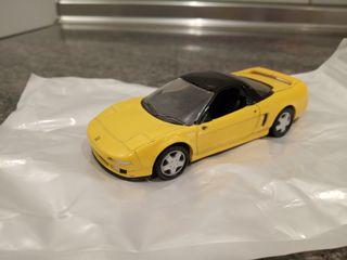 Maqueta Honda NSX 1:43