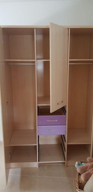 armario infantil ,usado,buenas condiciones