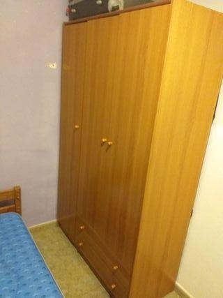 armario + lit + colchone