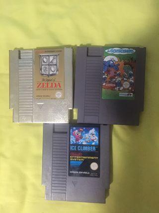 Juegos NES