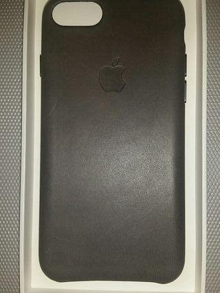 Carcasa iPhone 7 Piel