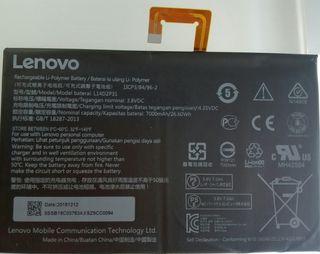 Batería Tablet LENOVO L14D2P31