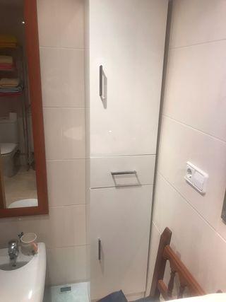 Armario de lavabo