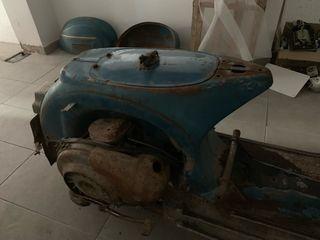 Vespa 160 clasica 1968