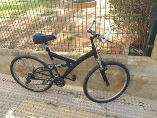 Bicicleta de montaña 26.