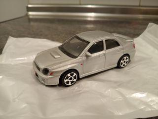 Maqueta Subaru 1:43