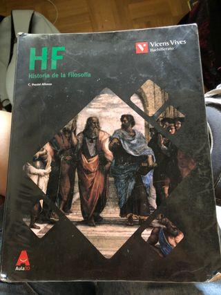 Libro filosofía bachillerato