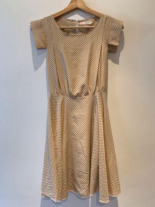Vestido estilo vintage