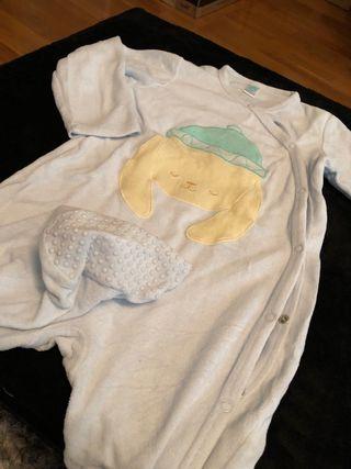 Pijama entero 2-3 años marca Tex