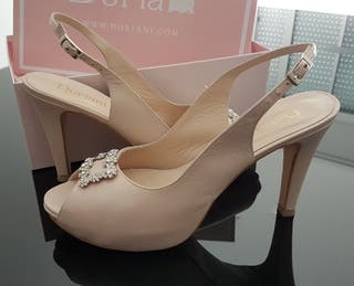 Zapatos Doriani ceremonia (mujer)