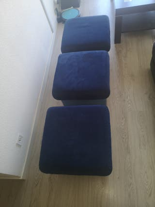 3 puf asiento individual