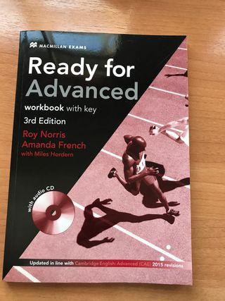 Libros Inglés Ready for Advanced C1