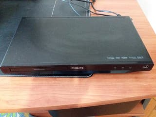 Reproductor de DVD PHILIPS DIVX y USB