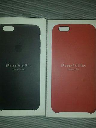 Carcasa iPhone 6 S Plus Piel