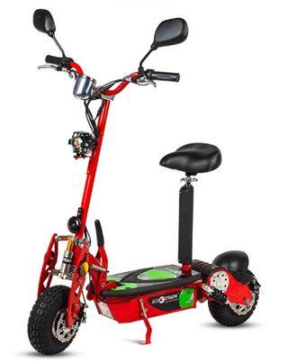 Se vende patinete eléctrico 1000w rojo nuevo!
