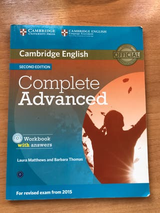 Libros Inglés Completed Advanced C1
