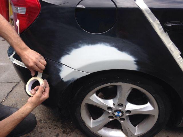Car Accident Repair Service