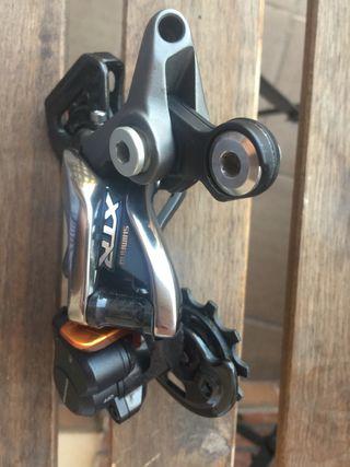 Cambio Shimano XTR M9000