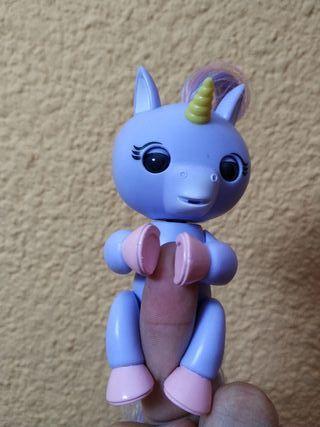 muñeco interactivo WowWee Dedos Unicornio