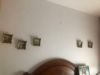 Set de cuadros pequeños