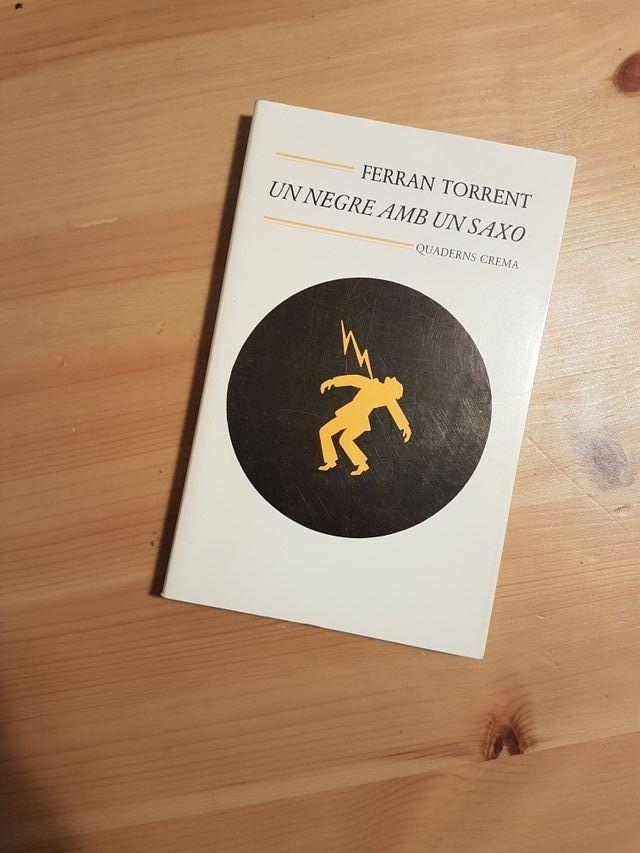 Un negre amb un saxo - Ferran Torrent