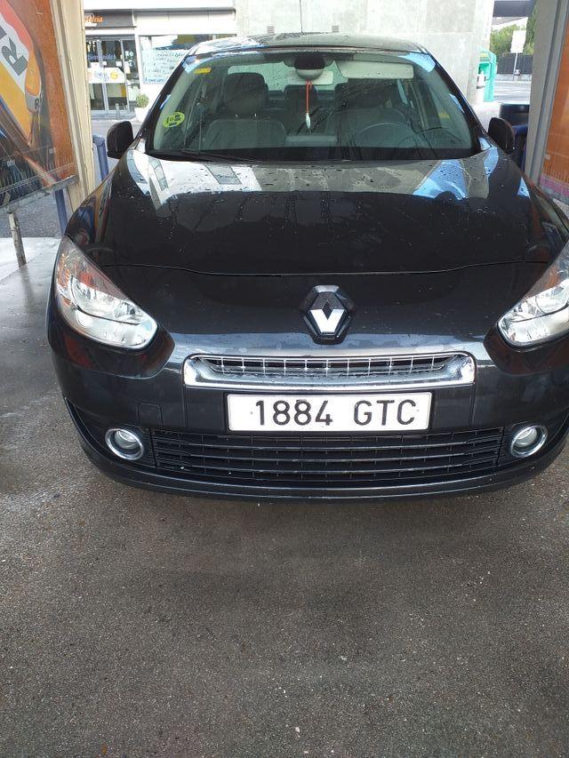 Renault Fluence 2010
