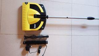 escoba electrica karcher