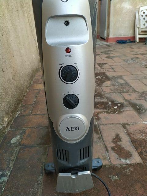Calefacción - radiador eléctrico