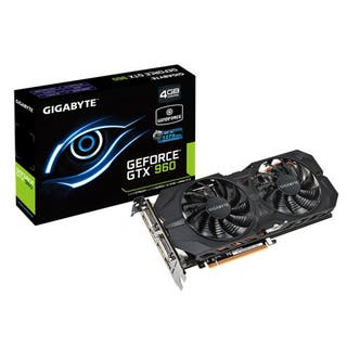 Gigabyte GeForce GTX 960 OC WindForce