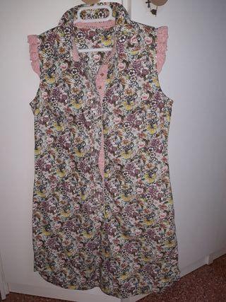 vestido estilo almatrichi