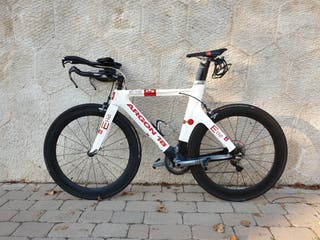Bicicleta triatlon carbono ultegra (cabra)