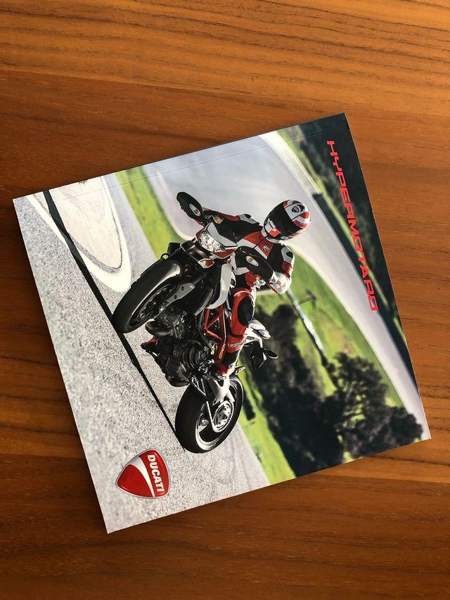 Catálogo Ducati Hypermotard