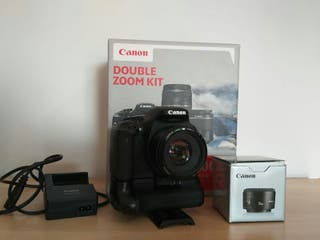Cámara Réflex Canon 600d