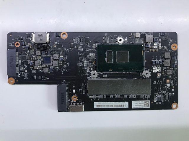 Placa base averiada Lenovo Yoga