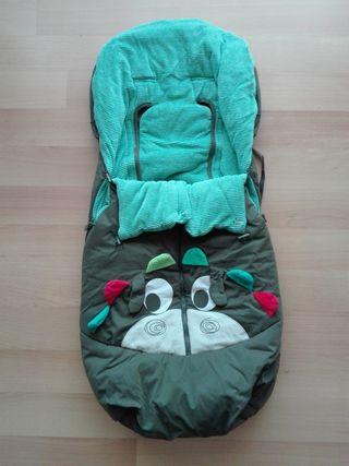 2 sacos para silla de paseo