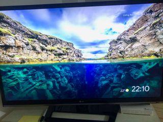 d8b44a634b22 Televisor 100 pulgadas de segunda mano en Barcelona en WALLAPOP
