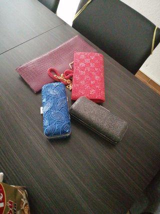 bolsos de mano para evento. Solo un uso