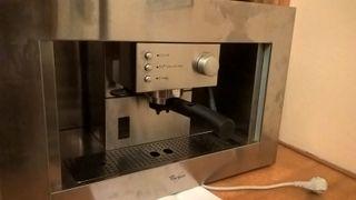 Cafetera de encastre Whirlpool - ACE 010