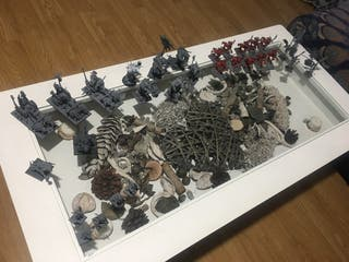 Ejército hombre bestia- Warhammer - Age of sigmar