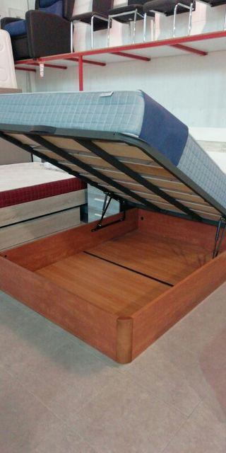 canapé somieres colchón