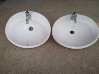 lavabos Ovalados Roca