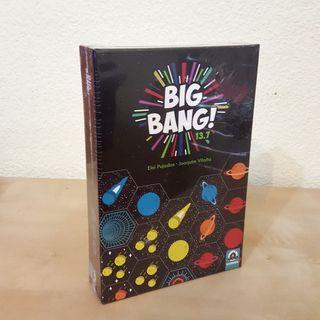 Juego de mesa Big Bang!