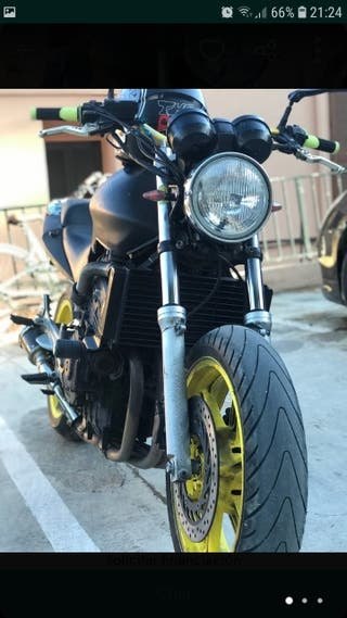 Honda cbf 600cc 2004